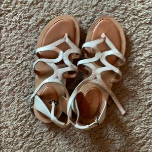 Gentle Souls sandals gently used